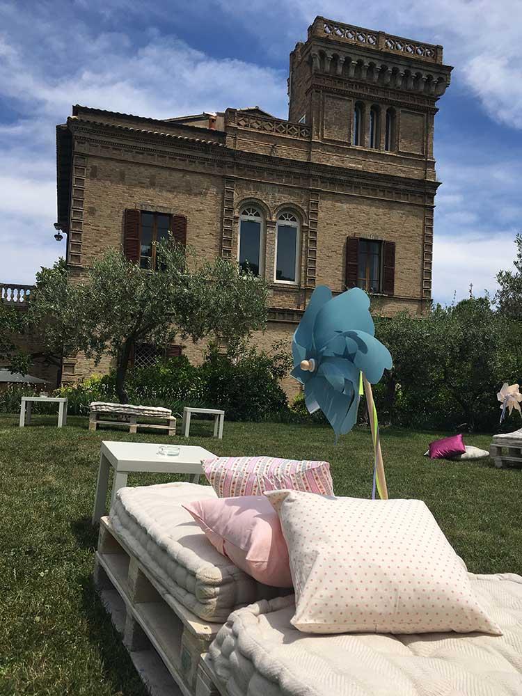 Prima Comunione Sofia e Lorenzo/Villa Perenich