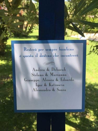 Prima Comunione Jacopo e Federico/La Chiave Bianca
